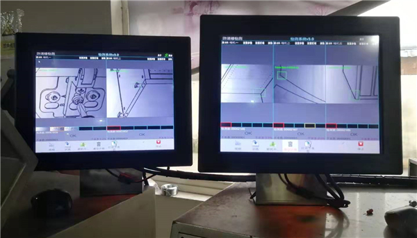 锁线机错页检测,锁线机防混检测,锁线机在线防混视觉检测,折页机白页检测,锁线机白